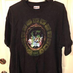 Men's XXL Disney Villians Friday the 13th t-shirt